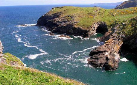 Jihozápadní Anglie, Cornwall a jižní Wales - krajem krále Artuše až..., Wales