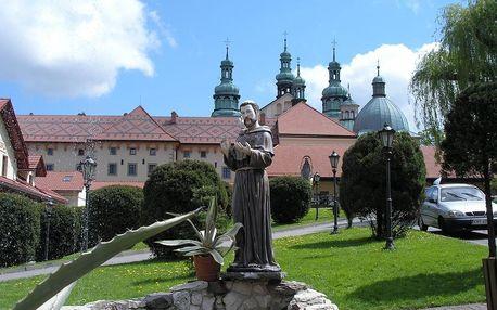 Krakov - město králů, Malopolsko - 4 dny s dopravou, ubytováním a stravou