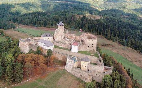 Tatry a NP Pieniny ze slovenské i polské strany, spišské památky, Prešovský kraj