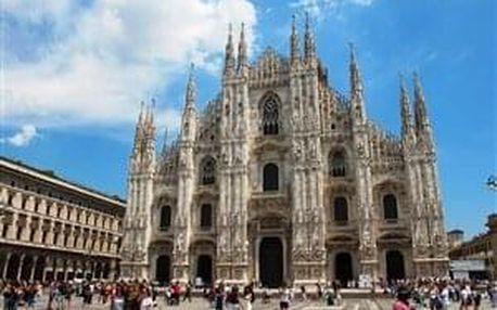 Milano a opera v La Scale, Lombardie