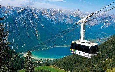 Za kouzlem bavorských a tyrolských hor a jezer - 3 dny s dopravou a polopenzí