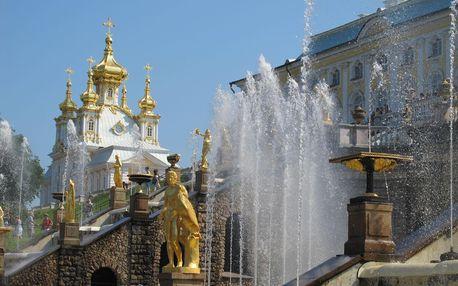Stockholm, Helsinky, Petrohrad a Pobaltí, Severozápadní Rusko