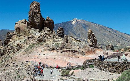 Kanárské ostrovy Tenerife a La Gomera, Tenerife