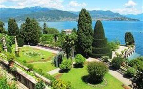 Nejkrásnější zahrady, jezera a Alpy Lombardie, Lombardie