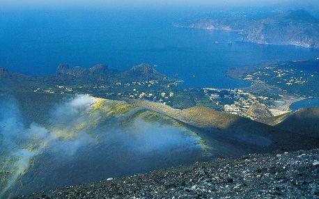 Kalábrie, Liparské ostrovy a Stromboli, Liparské ostrovy