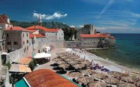 Černá Hora s návštěvou kaňonu Tara a NP Durmitor + Albánie