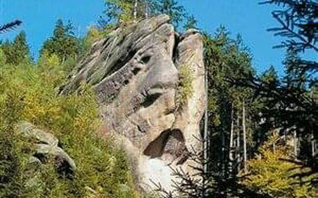 Adršpašské skály, NP Stolové hory a Orlické hory, Orlické hory - 6 dní s polopenzí