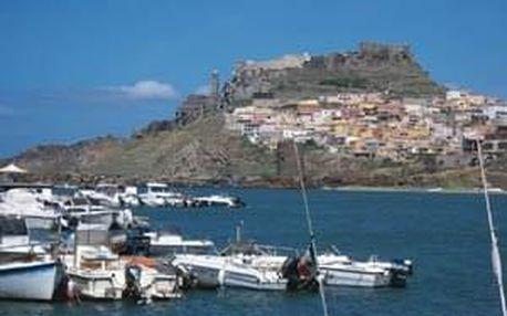 Smaragdová Sardinie - moře i památky, Costa Smeralda