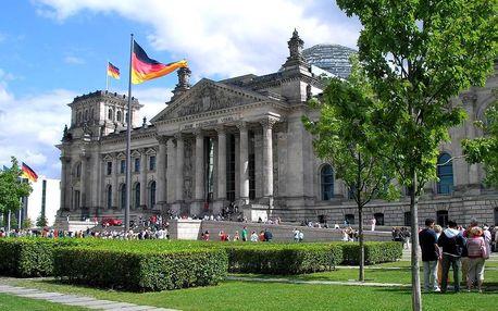 Berlín a slavnost světel, Berlín - 3 dny s ubytováním a dopravou