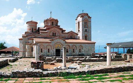 Albánie s výletem do Makedonie, Albánské pobřeží
