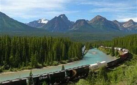 Národní parky západní Kanady a severozápadního USA, Alberta
