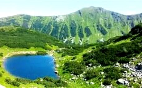 NP Malá Fatra a Západní Tatry ze slovenské i polské strany, Žilinský kraj