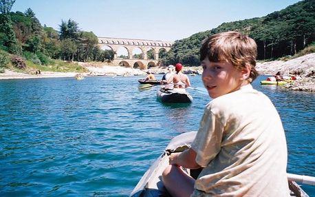 Provence lodí, na kole i pěšky, Provence