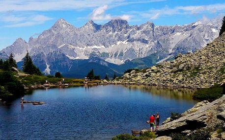 Rakouské Alpy - Dachstein se slevovou kartou, Štýrsko