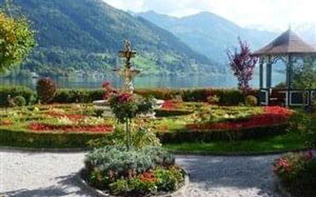 Romantické údolí Saalbach - Hinterglemm, Saalbach