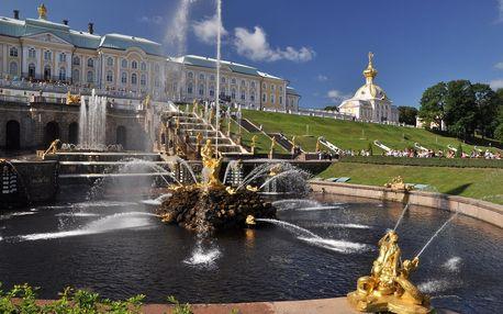Petrohrad a Petrodvorce s návštěvou Pobaltských republik, Severozápadní Rusko