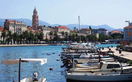 Ostrov Vis - poklad střední Dalmácie, Dalmácie - Splitská oblast