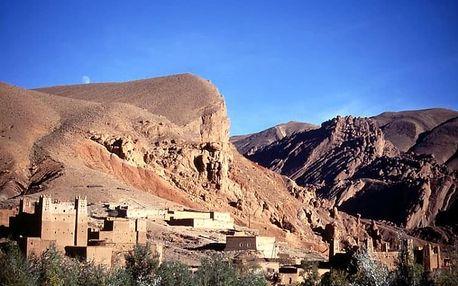 Velký okruh Marokem, Vysoký Atlas