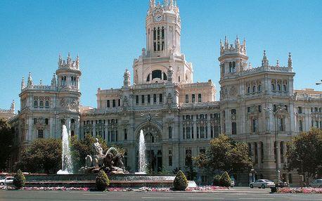 Madrid, Toledo - letecky, Madrid