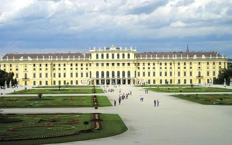 Vídeň a zámek Schönbrunn, Vídeň - 2 dny s polopenzí a dopravou