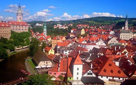 Malebné jižní Čechy a krásy Rakouska, Jižní Čechy