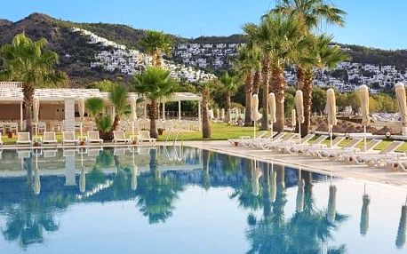 Turecko - Bodrum letecky na 15 dnů, all inclusive