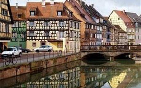 Alsaská zimní pohádka o víně, Alsasko - 3 dny s dopravou a ubytováním