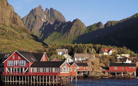 Velký okruh Skandinávií, Nordland