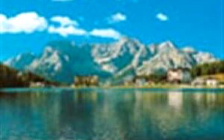 Dolomity - romantika u jezera Misurina, Val Pusteria