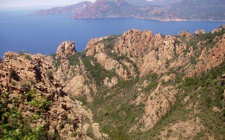 Korsika - turistika a moře II, Haute-Corse