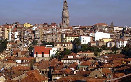 Porto, víno, památky a řeka Douro, Porto a sever