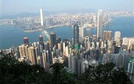 Perly jižní Asie - Hongkong, Macao, Shenzhen, Singapur