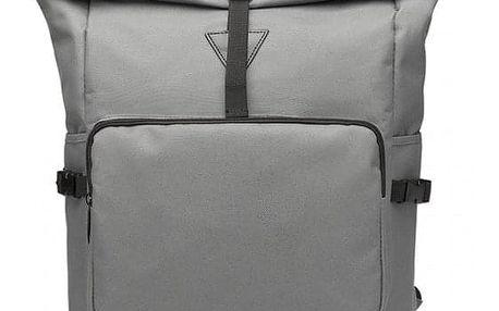 Dámský šedý batoh Willa 6839