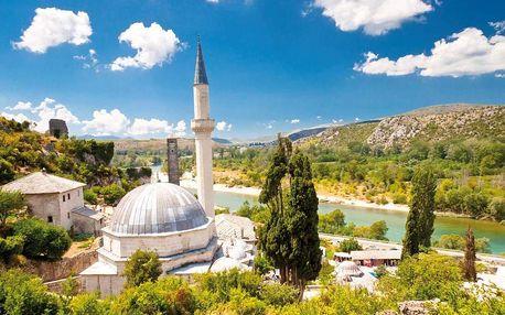 Bosna a Hercegovina + Černá Hora - pohoří Durmitor, Hercegovina