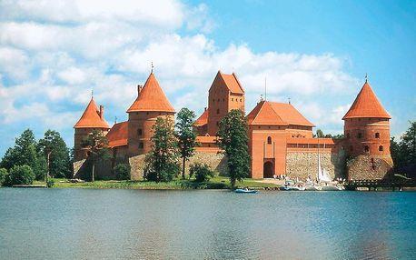Národní parky, zámky i metropole severu Polska a Pobaltí, Pomořsko