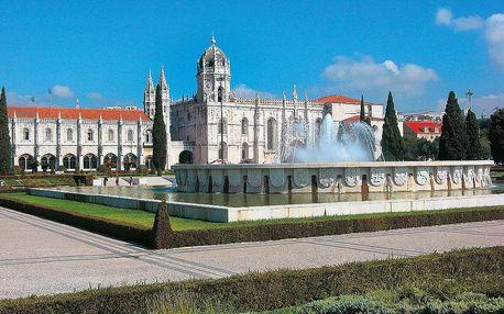 Portugalsko - prodloužená varianta, Střední Portugalsko