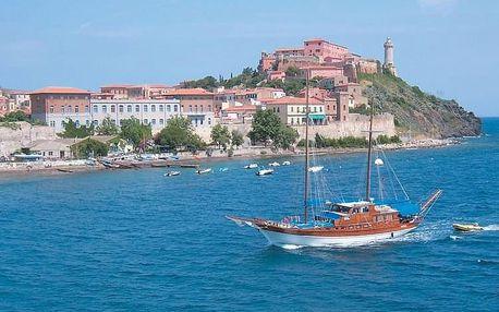 Romantický ostrov Elba + Toskánsko, Elba