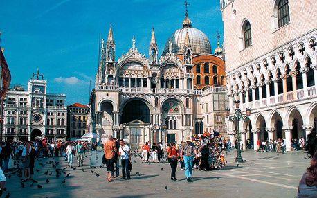 Opera ve Veroně a Benátky, Lago di Garda - 5 dní se snídaní