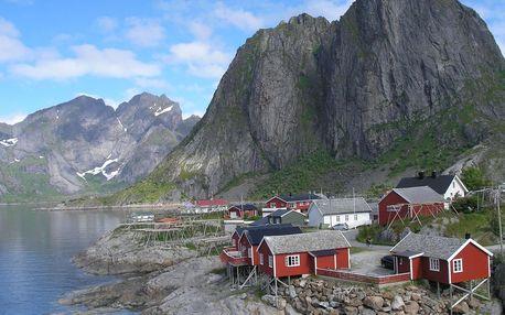 Norsko - velký polární okruh, Východní Norsko