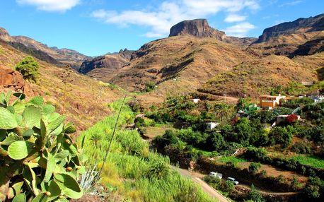 Gran Canaria - Ostrov věčnosti, Gran Canaria