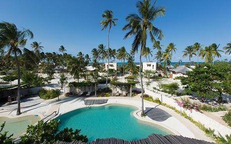 Zanzibar - White Sands Beach na 9 dní, polopenze s dopravou letecky z Prahy