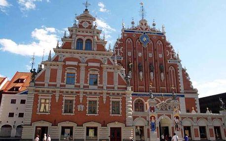 Národní parky, zámky i metropole severu Polska a Pobaltí, Riga