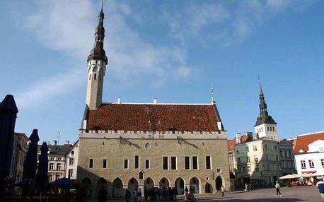 Národní parky, zámky i metropole severu Polska a Pobaltí, Severní Estonsko