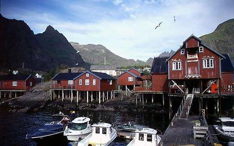 Nejkrásnější místa Norska - letecky, Východní Norsko