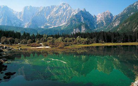 Hory, jezera a soutěsky Korutan a Julské Alpy, Korutany - 5 dní s dopravou a polopenzí
