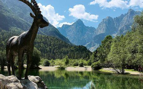 Julské Alpy II - italské i slovinské Julské Alpy + Korutany, Nassfeld Hermagor