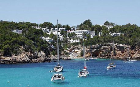 Španělsko, Ibiza, letecky na 8 dní polopenze