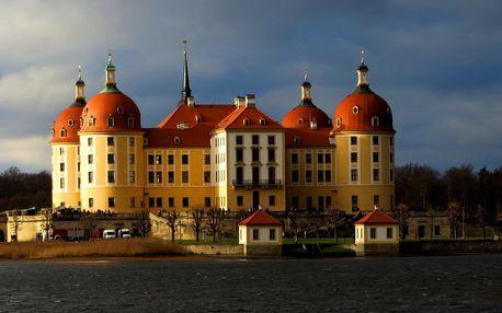 Saské hrady a zámky, Sasko - 2 dny s dopravou a snídaní