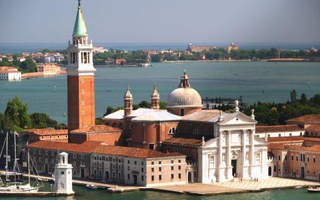 Benátky - slavnosti, Benátsko - 4 dny s dopravou a se snídaní