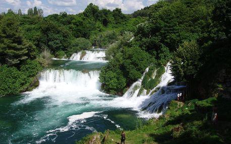 Národní parky a přírodní krásy Chorvatska, Dalmácie - Šibenická oblast